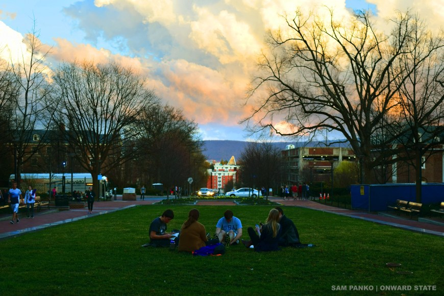A sun that sets later allows more outside social time for students.
