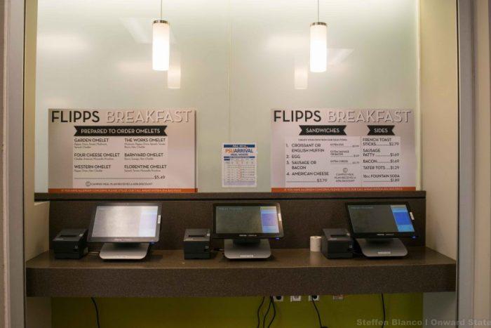 Flipps Burgers and Breakfast