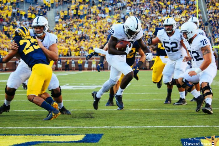 Chris Godwin vs. Michigan