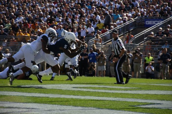 DaeSean Hamilton touchdown vs. Kent State