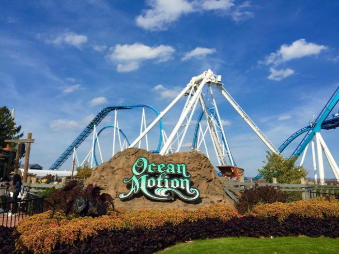 Penn State's Theme Park Engineering Club allows students to get a behind-the-scenes look at some of the country's major theme parks (Photo: Tyler Demyan)