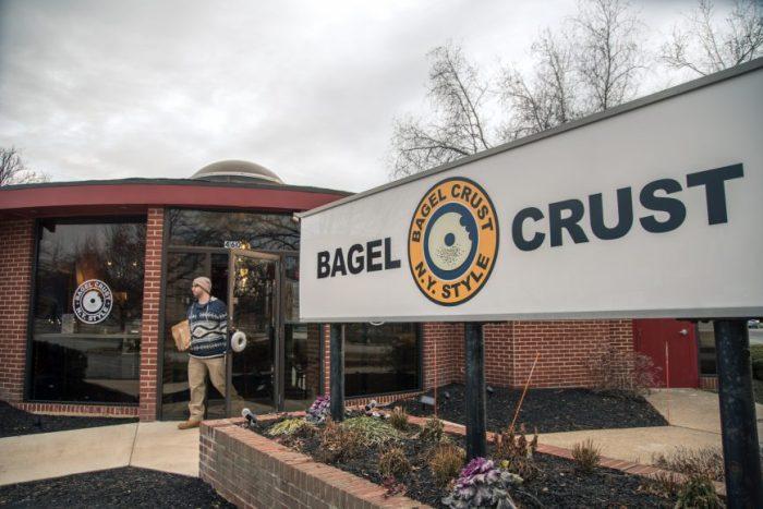 Bagel Crust