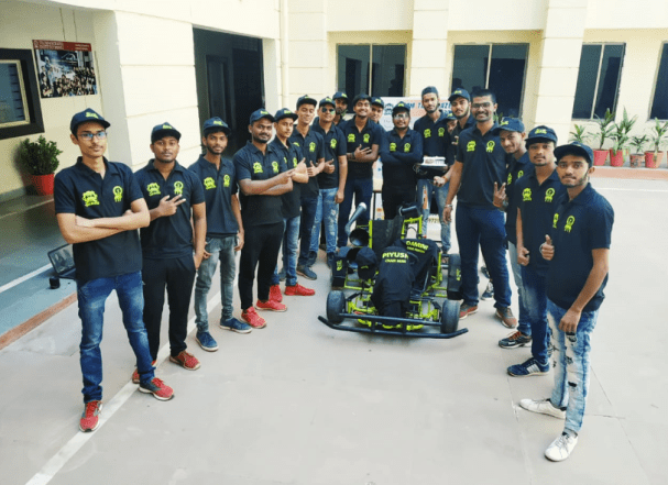 Team,Trailblazer,Go-kart,Racing,Event,Competition,Bhopal