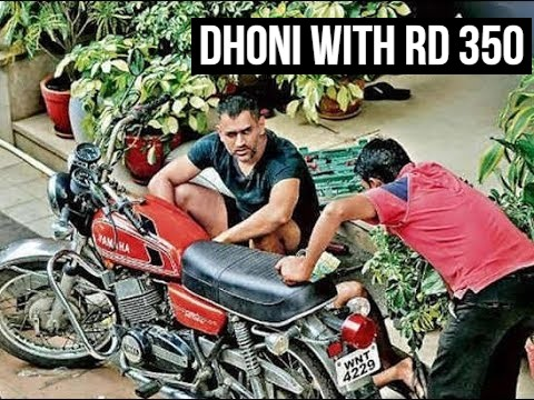 Dhonis-Vehicle-Collection-RD350-OnwayMechanic
