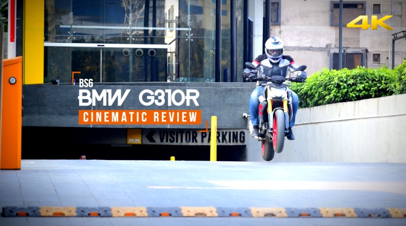 BMW-G310R-BS6-Cinematic-Review-OnwayMechanic