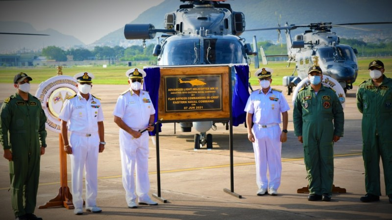 Induction-ALH-Indian-Navy-OnwayMechanic