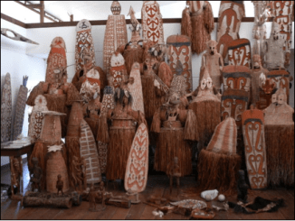 Asmat wood carvings - Worldwildcarving.org