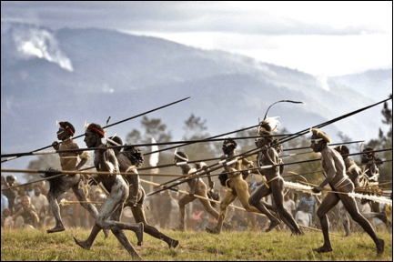War Dance - National Geographic Indonesia