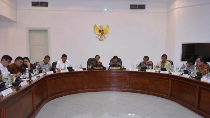 Photo: Coordinating Ministry for Political, Legal, and Security Affairs