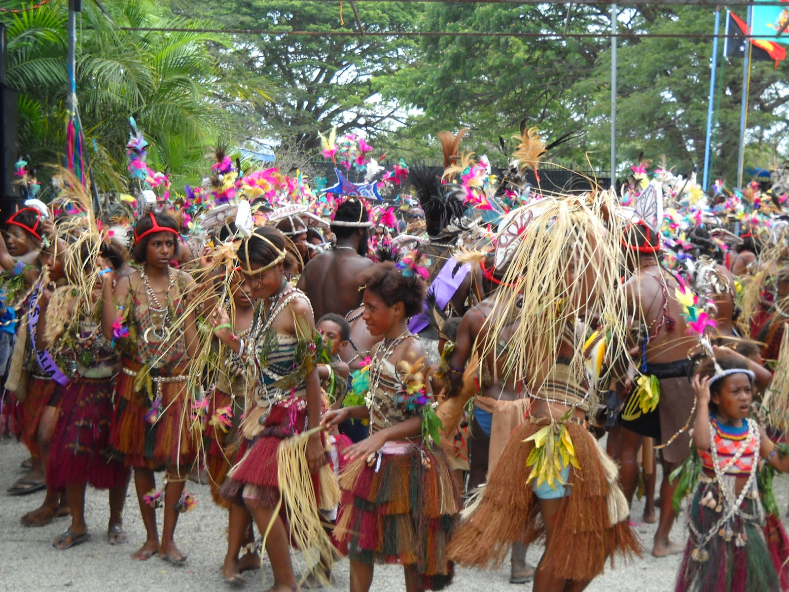 Cultural Partnership between West Papua and Melanesian States