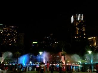 Concert of lights, KLCC