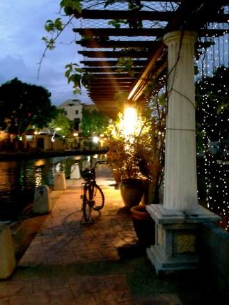 Riverside in Melaka