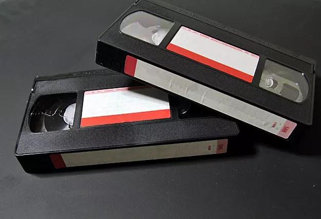 VHSとかβ(ベーター)とか
