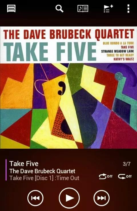 デイヴ・ブルーベック・カルテット「Take Five」