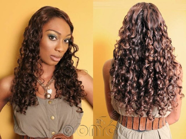 types of deep curly hair weave - onyc world