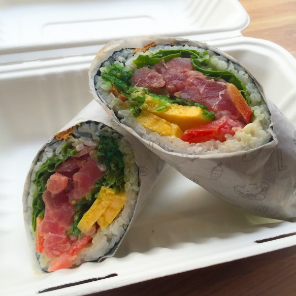 Wasabi Tuna($14.99)