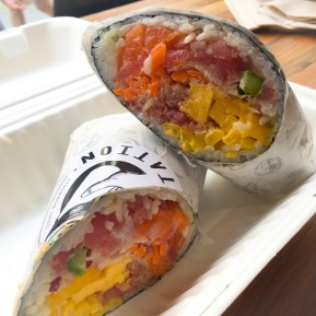 Create Your Own Roll with 2 Protein($14.99)