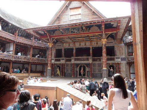 Shakespeare's Globe - LDN