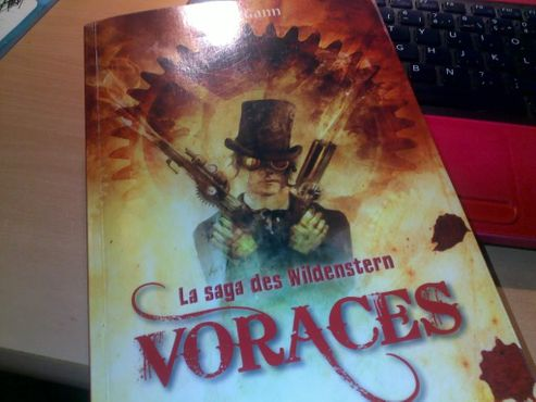 voraces - oisin mcgann
