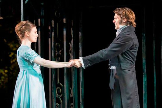 Pride & Prejudice - Open Air Theatre - David Oakes