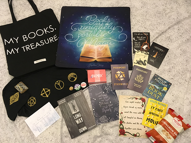 YALC - Goodies 1