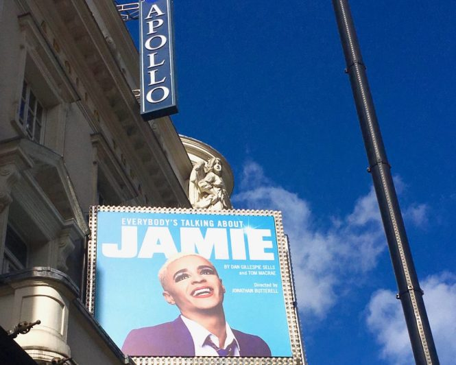 Everybody's Talking About Jamie Musical West End
