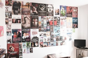 theatre wall west end decor