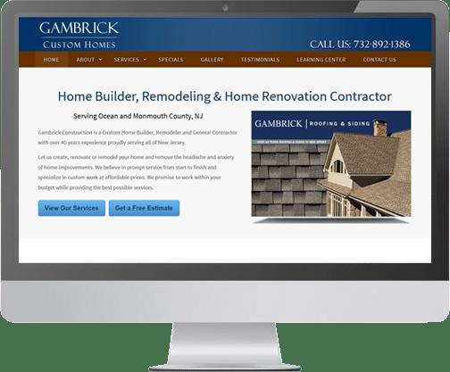 Website Design Ocean County   Web Development New Jersey