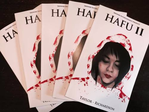 Hafu II Graphic Novel