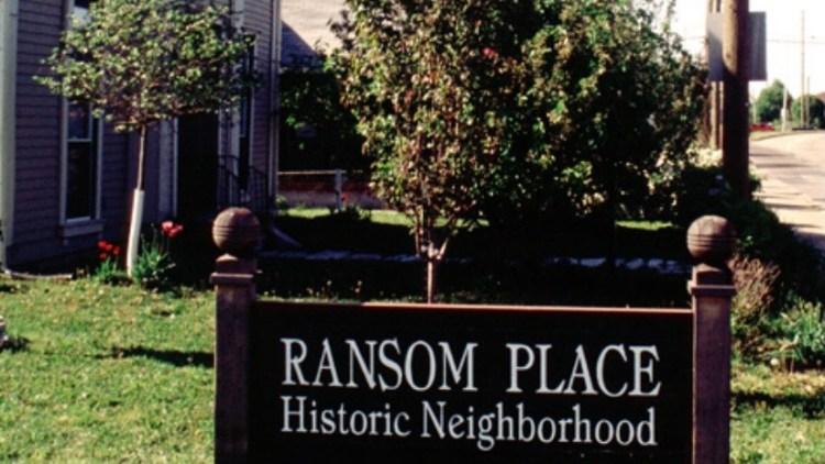 Ransom Place Historic Neighborhood