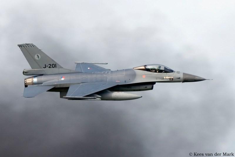 F-16 J-201