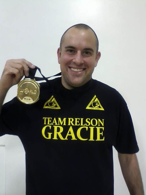 Greg Reed No-Gi World Champ 2011