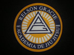 Relson Gracie Ouano Patch