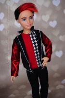 Chase Redford doll
