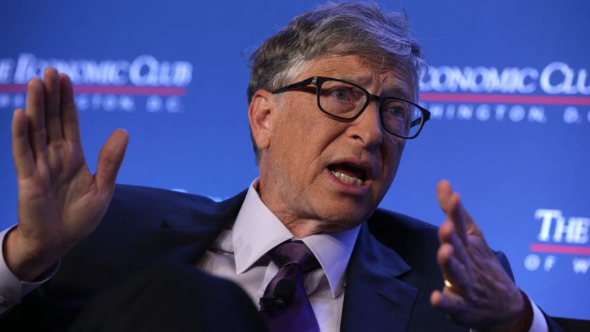 Bill Gates: 'Sai lầm lớn nhất của Microsoft là để thua Android'