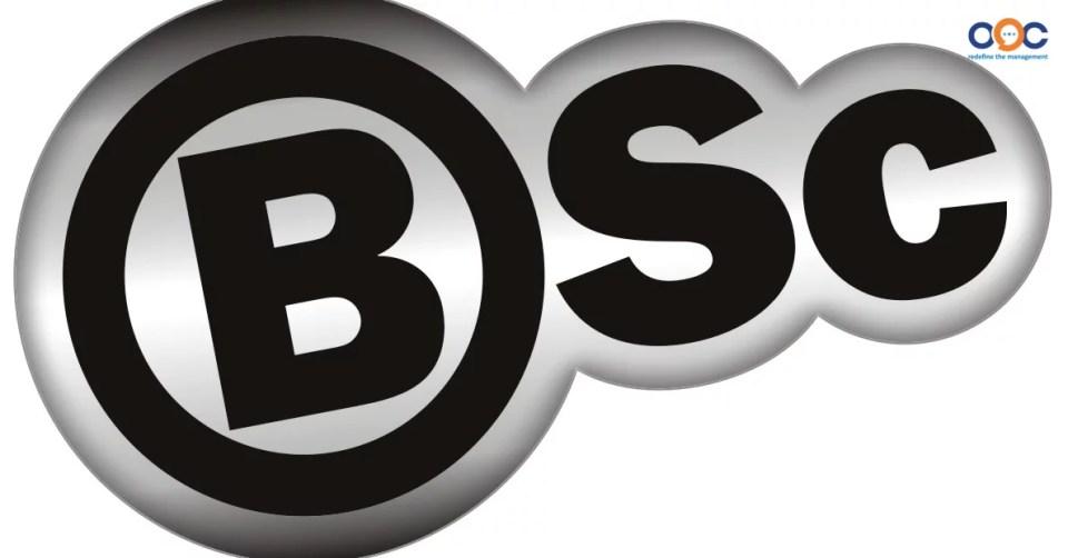 Bảng điểm cân bằng BSC