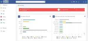 Hệ thống báo cáo trong phần mềm digiiKPI
