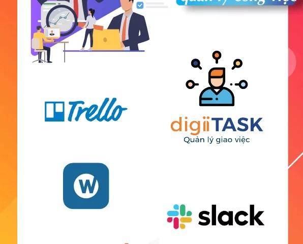 Top 5 phần mềm quản lý công việc tốt nhất hiện nay