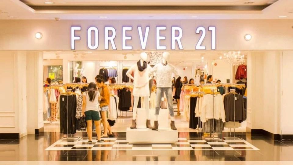 """Từ đơn tuyên bố phá sản của Forever 21, bài học cảnh tỉnh cho ngành thời trang """"ăn liền """""""