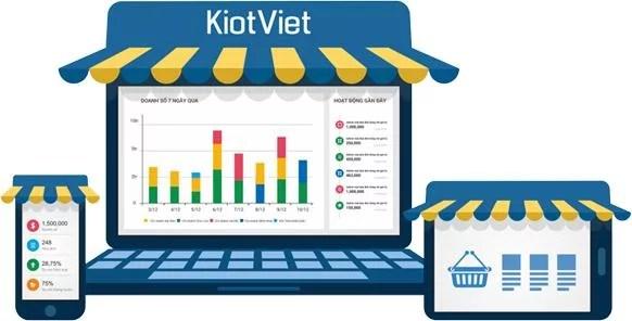 Phần mềm quản lý bán hàng KioViet