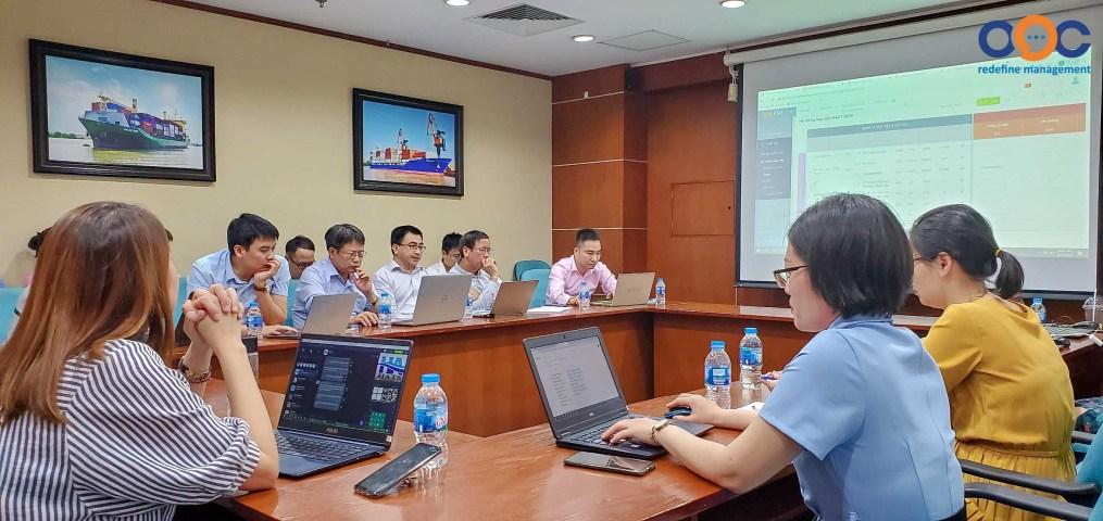 Hướng dẫn sử dụng phần mềm KPI cho Hải An
