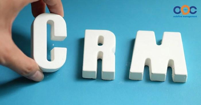 Phần mềm CRM có vai trò rất quan trọng