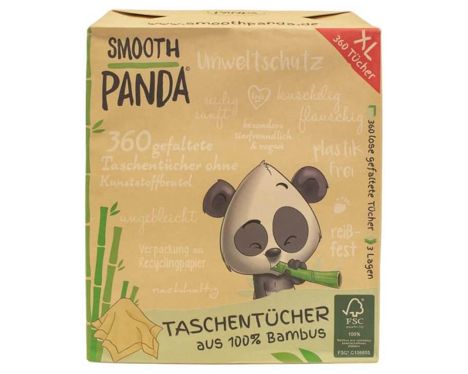 Bamboo Handkerchiefs plastic free