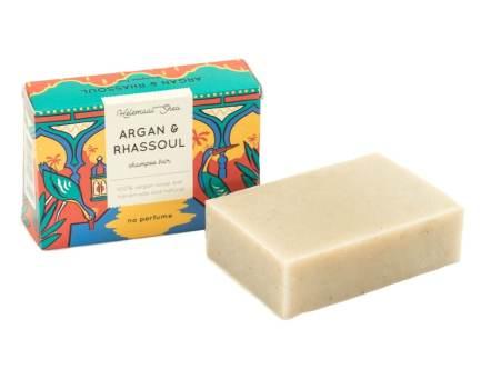 Shampoo Bar Argan & Rhassoul Helemaal Shea