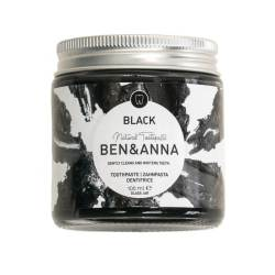 Ben & Anna Natuurlijke tandpasta zwart