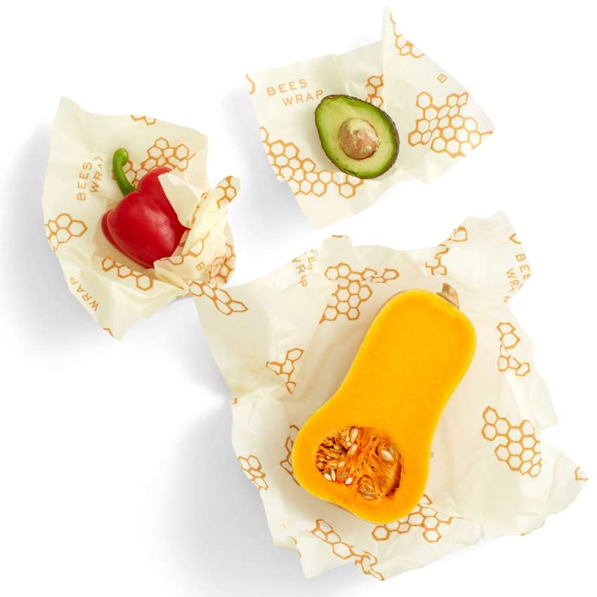 Bee's Wrap Starter Set, Bee's wrap variety pack