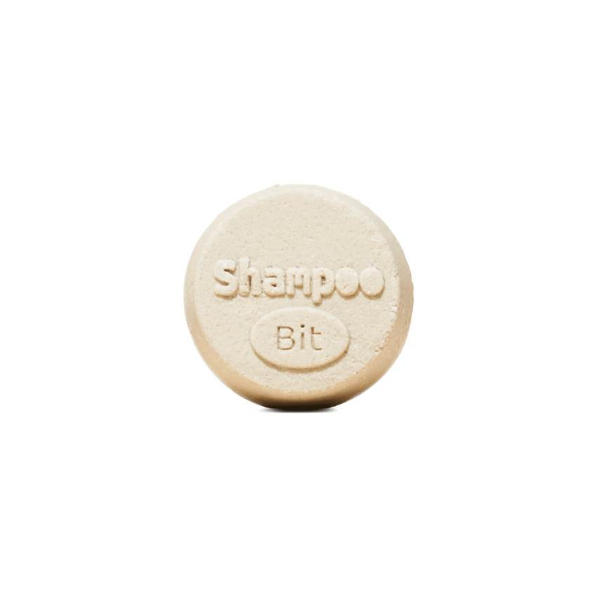 Solid Shampoo against Dandruff ShampooBit Algae Green Tea