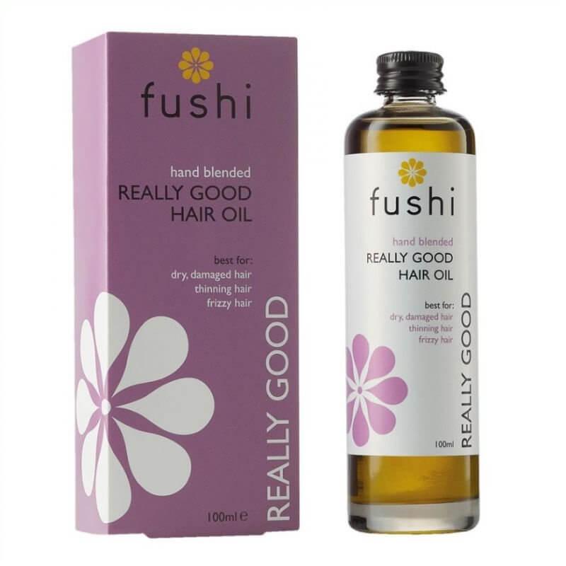 Fushi Really Good Hair Oil