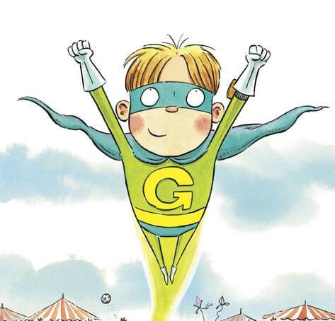 Captain Green Superhero