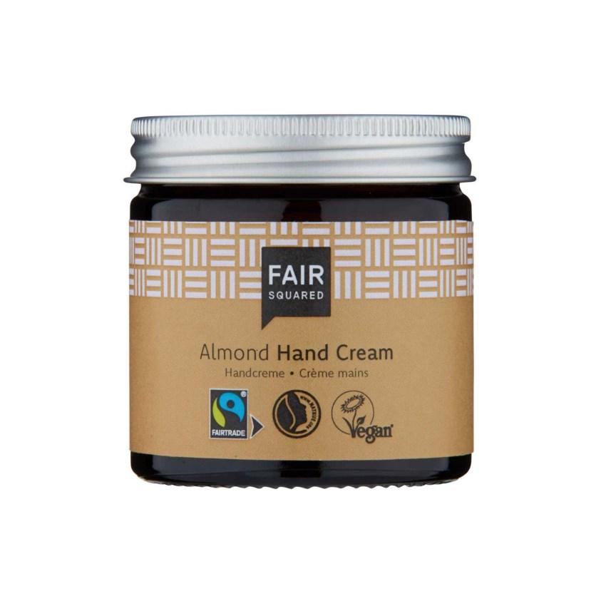 Fair Squared Almond Hand Cream